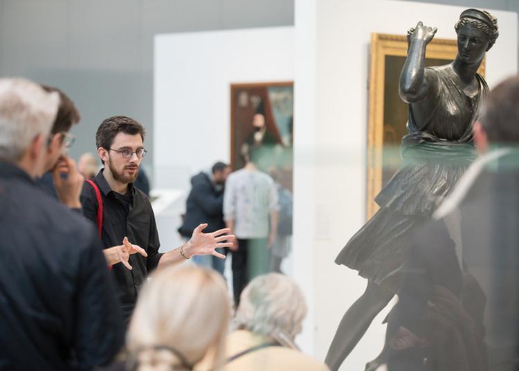 Visite Flash En Galerie Du Temps, Thématisée Matrimoine à Lens