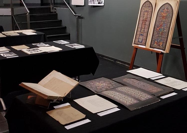 Visite Flash - Historiens, Collectionneurs, Architectes : Quand Les Chartrains Font Don De Leurs Documents Aux Archives à Chartres