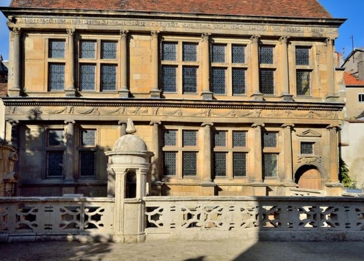 Visite Flash : L'architecture Civile à La Renaissance 2 à Langres