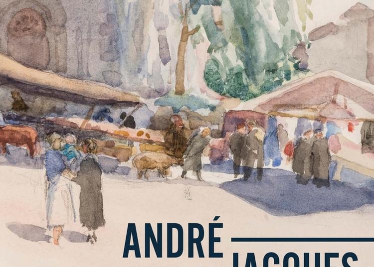 Visite Flash « André Jacques - Impressions De Savoie » à Chambery