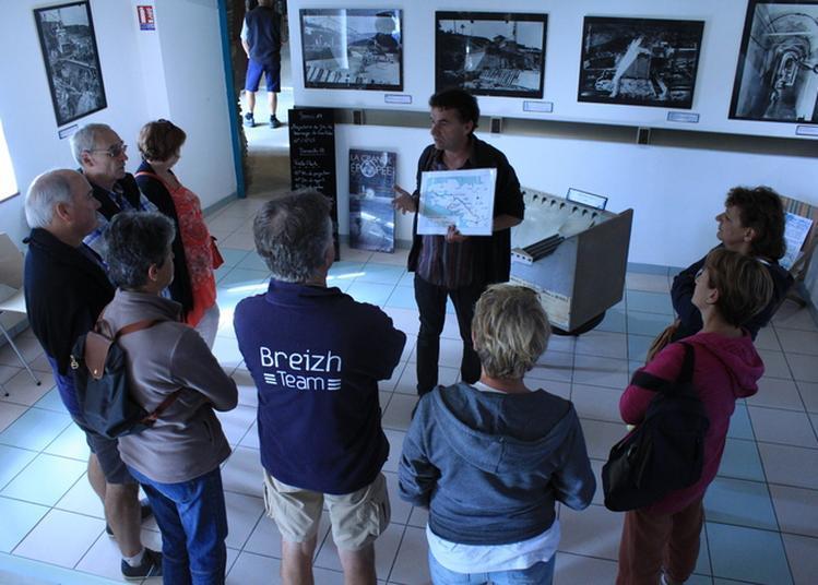 Visite Flash Le Barrage De Guerlédan à Saint Aignan
