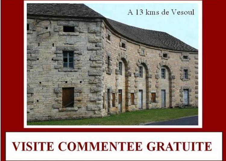 Visite Forges De Baignes