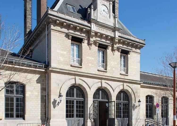Visite Gare Sncf De Pantin
