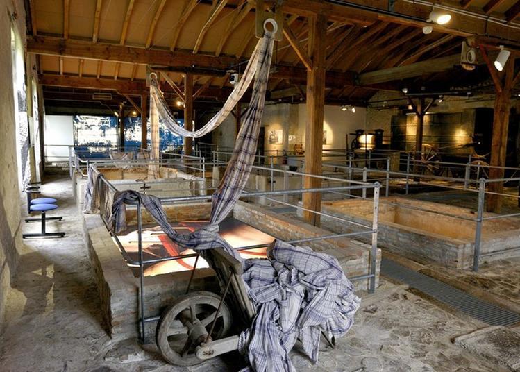 Visite Guidée De La Fibre Au Vêtement : L'histoire D'un Territoire à Cholet