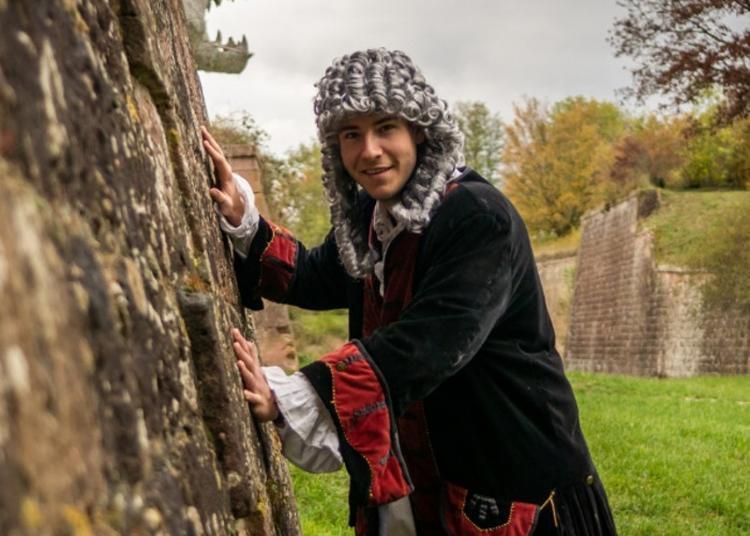 Visite Guidé, à Pied, De La Ville Et Des Remparts De Neuf-brisach. à Neuf Brisach