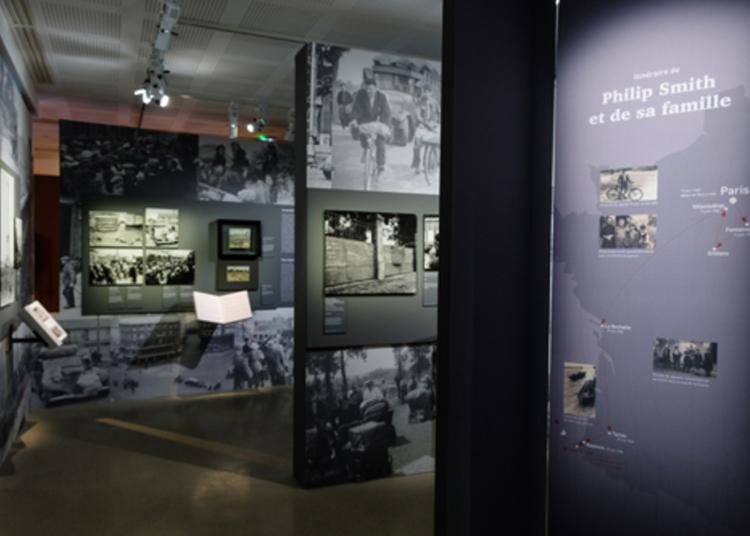 Visite Guidée - 1940. Les Parisiens Dans L'exode à Paris 14ème
