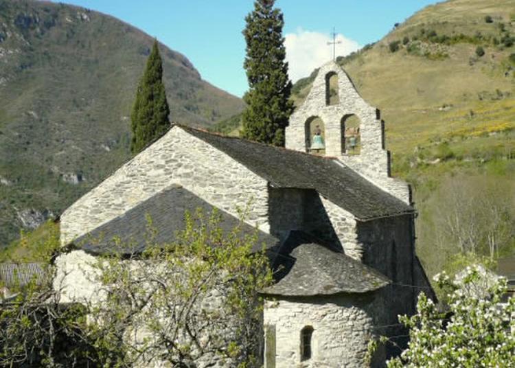 Visite Guidée à Ornolac Ussat les Bains