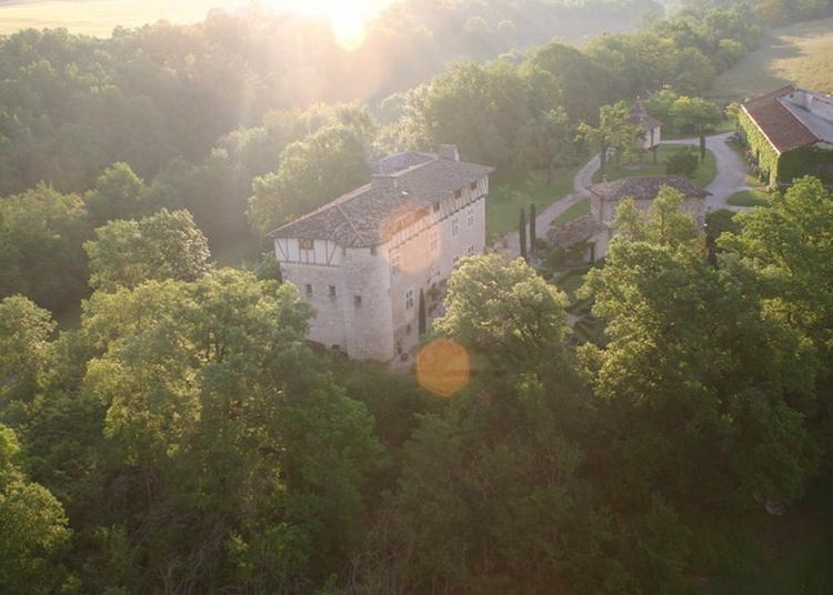 Visite Guidée à Castelnau de Montmiral