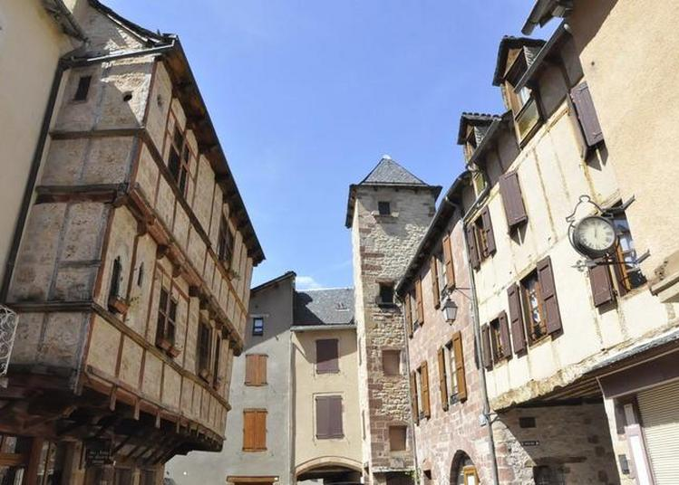 Visite Guidée à La Canourgue