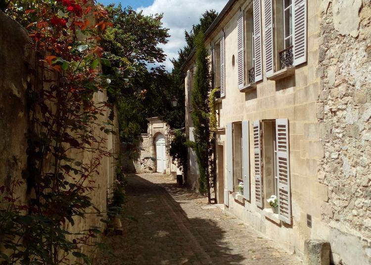 Visite Guidée à Crepy en Valois