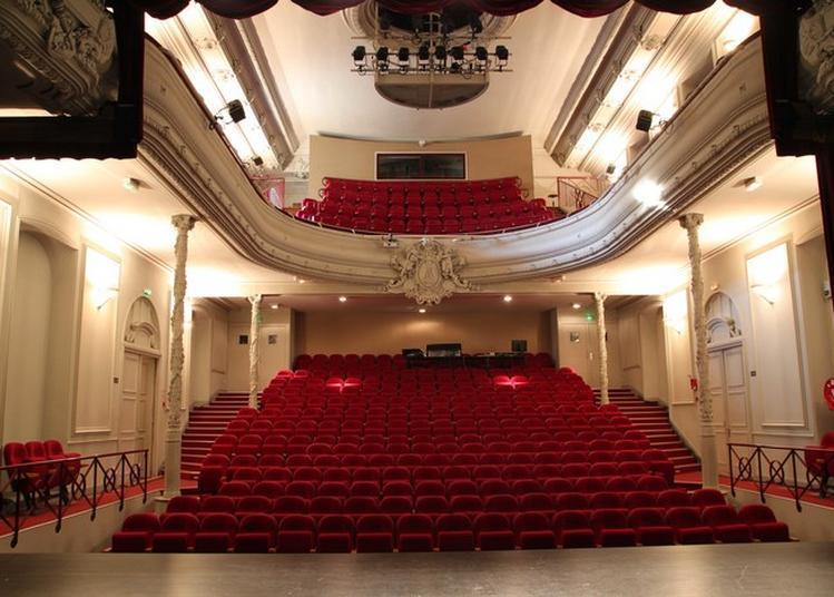 Visite Guidée Theatre Municipal à Villefranche de Rouergue