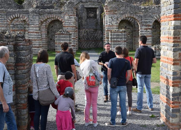 Visite Guidée à Bavay