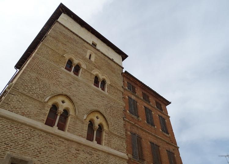 Visite Guidée de la Tour d'Arles à Caussade