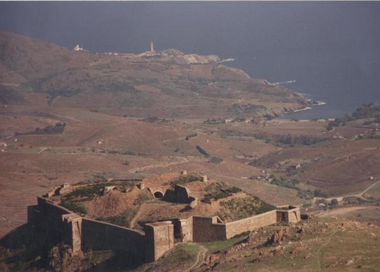 Visite Guidée au Fort La Galline à Port Vendres