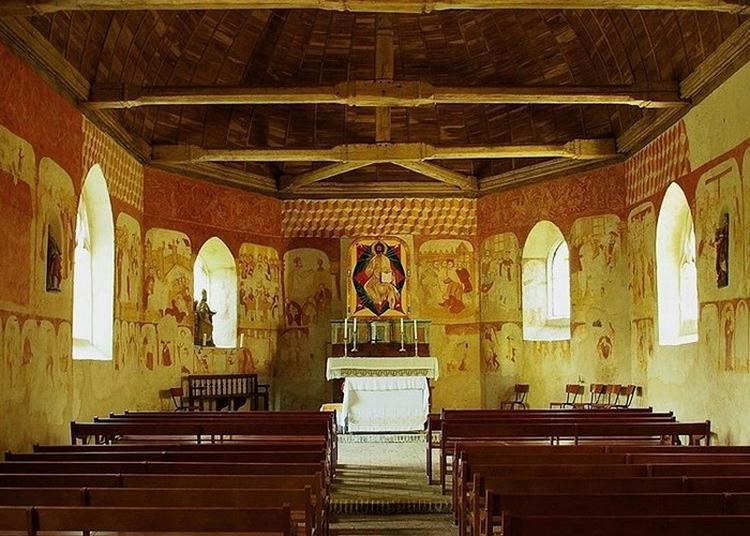 Visite Guidée Chapelle Saint-Pierre de Réveillon à La Ferte Vidame