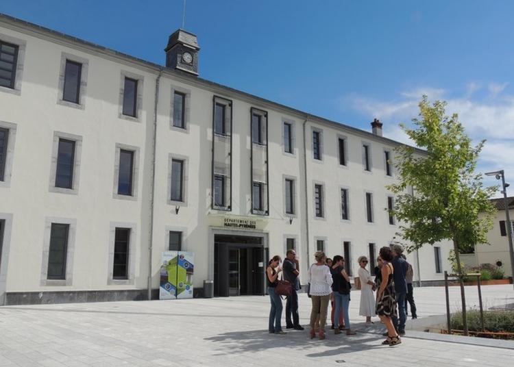 Visite Guidée de l'Hôtel du Département Le Pradeau à Tarbes
