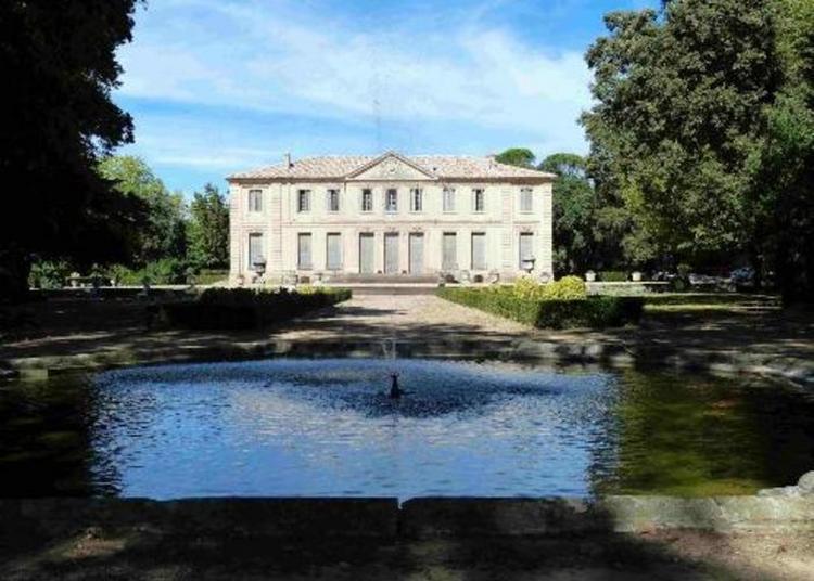 Visite Guidée Château de la Piscine à Montpellier