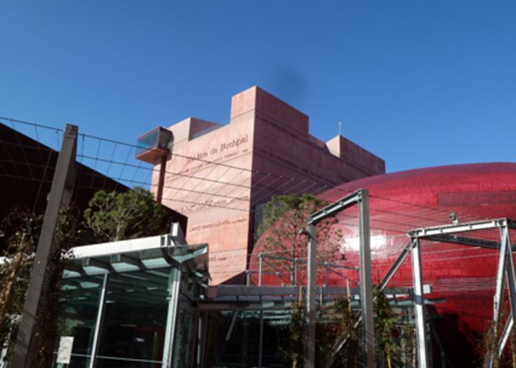 Visite Guidée du Theatre De L'Archipel à Perpignan