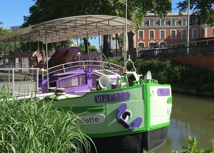 Visite Guidée La Maison de la Violette à Toulouse