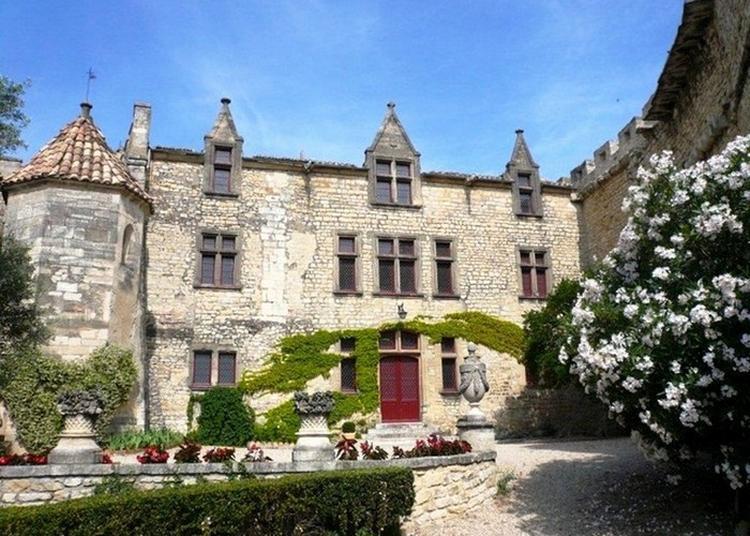 Visite Guidée château à Aramon