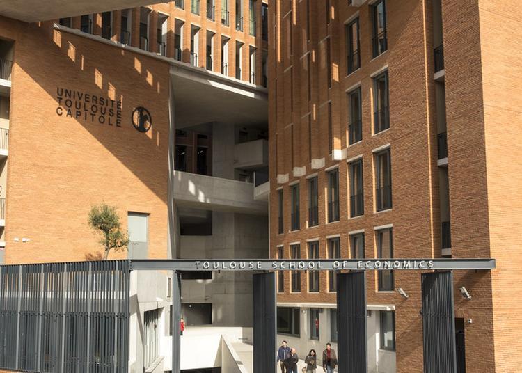 Visite Guidée Toulouse School of Economics