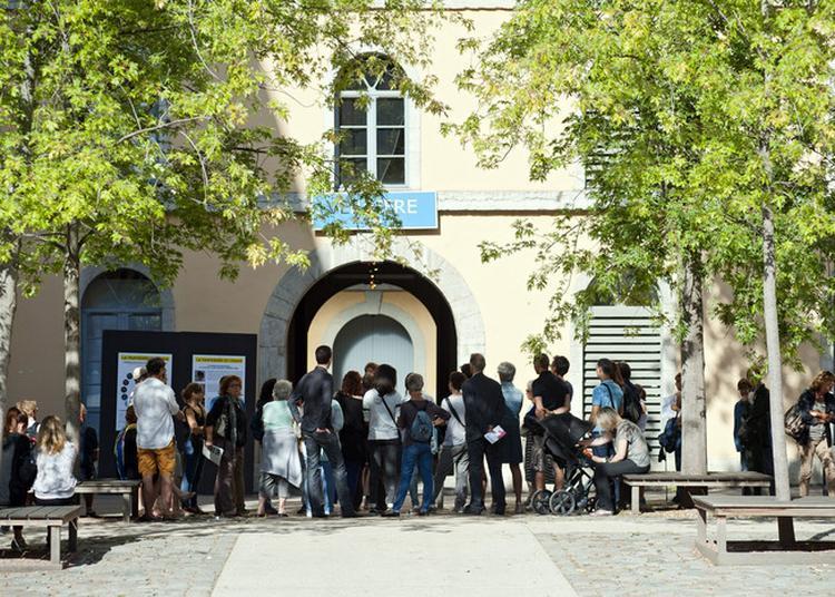 Visite Guidée des Subsistances à Lyon