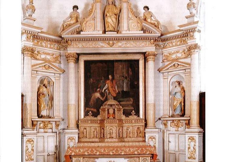 Visite Guidée de l'Eglise Saint-Martin à Souvigny en Sologne
