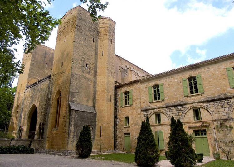Visite Guidée Abbaye cistercienne à Villeveyrac