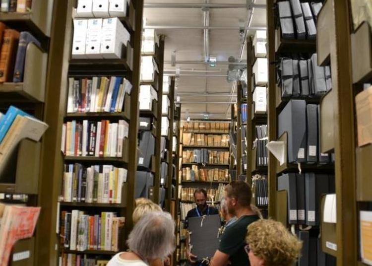 Visite Guidée des Archives départementales à Tarbes