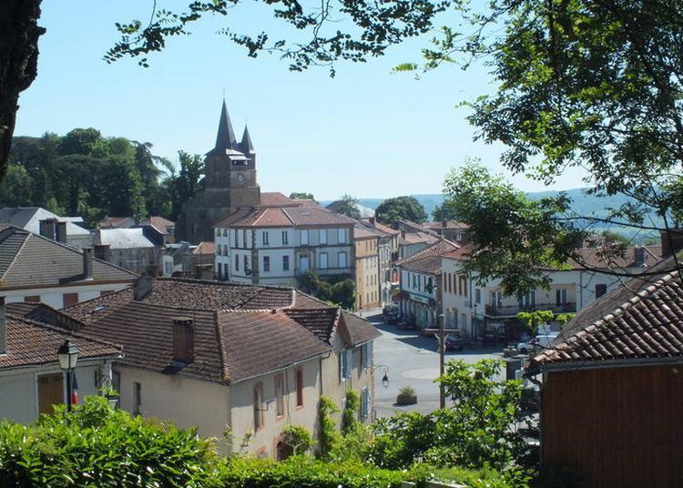 Visite Guidée à Castelnau Magnoac
