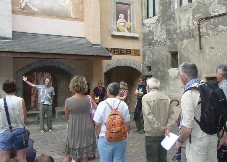 Visite Guidée à Deux Voix « Les Allées Contées » à Chambery