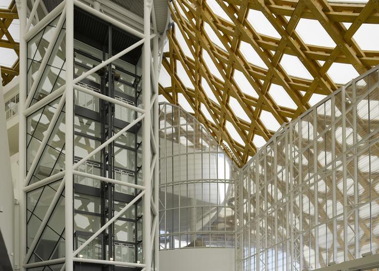 Visite Guidée Architecture Et Coulisses à Metz