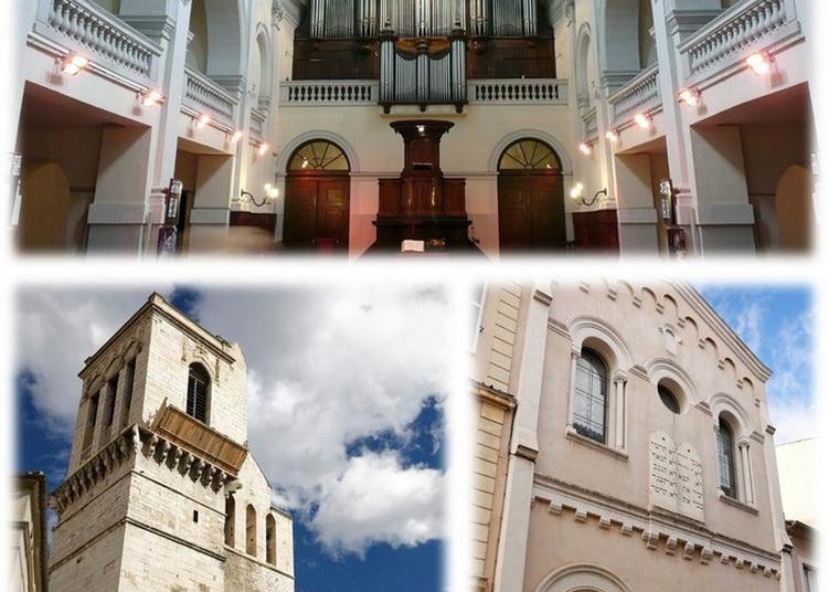 Visite Guidée Architecture Et Liturgie à Nimes