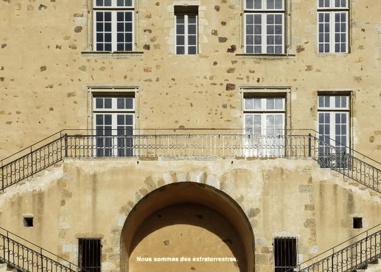 Visite Guidée Art Contemporain, Architecture Et Patrimoine à Rochechouart