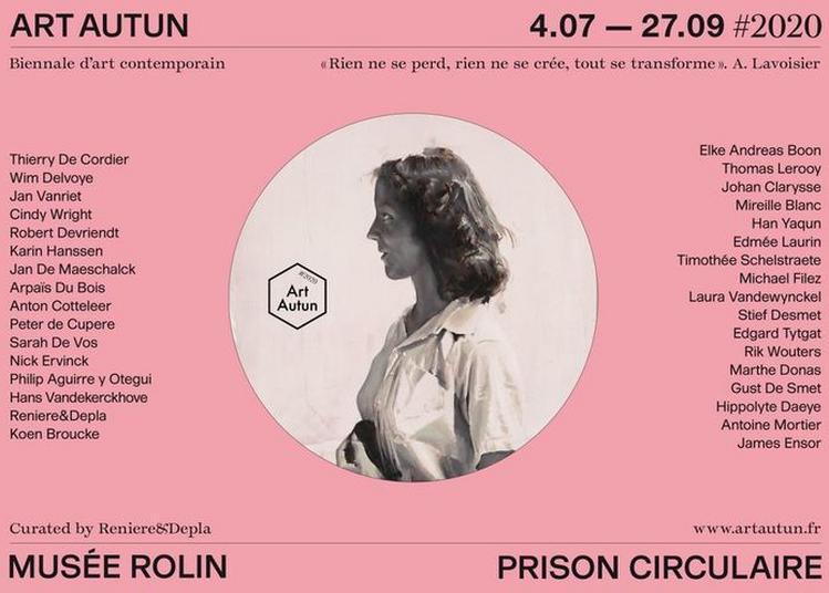 Visite Guidée Artautun #2020 à Autun
