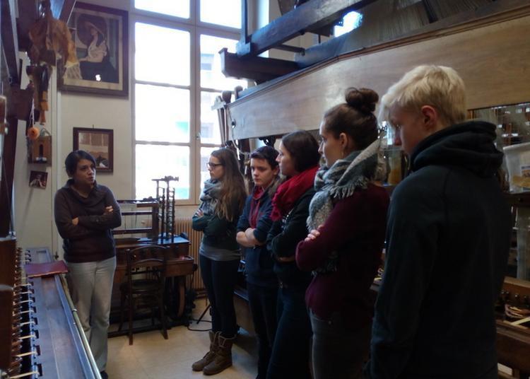 Visite Guidée Atelier De Passementerie à Lyon