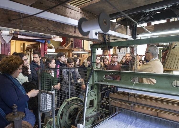 Visite Guidée Atelier De Tissage à Lyon