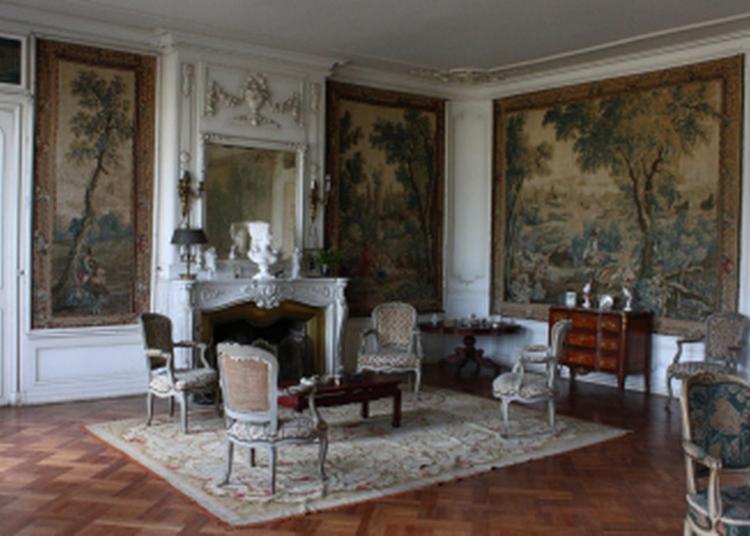 Visite Guidée Au Château De Panloy à Port d'Envaux