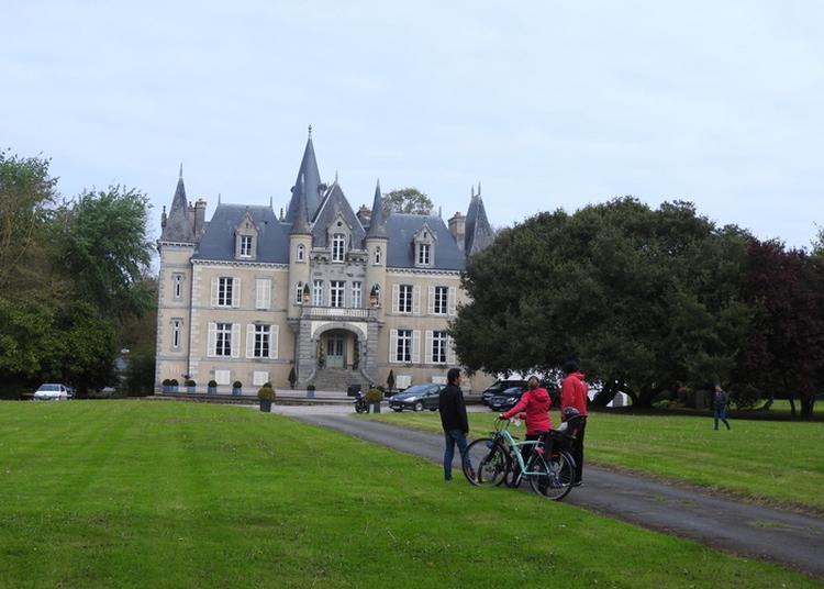 Visite Guidée Au Château Des Marais à Hillion