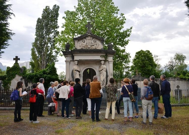 Visite Guidée Au Cimetière Saint-roch Grenoble, Dans Le Tourbillon De L'ère Napoléonienne