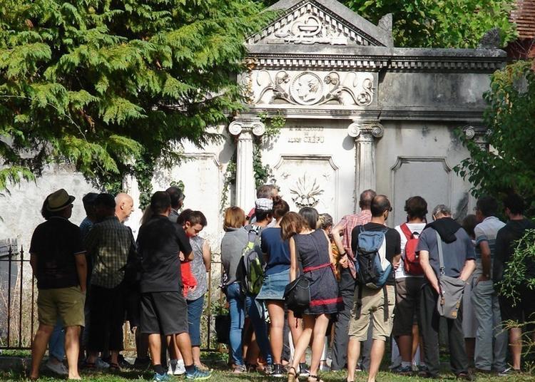 Visite Guidée Au Cimetière Saint-roch Les Médecins Du XIXe Et Début Du XXe à Grenoble