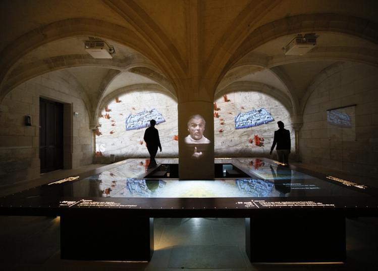Visite Guidée Audio-descriptive De L'historial Jeanne D'arc à Rouen