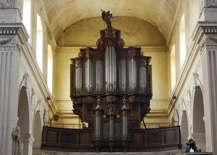 Visite Guidée Autour De L'orgue De L'église Saint Michel à Bolbec