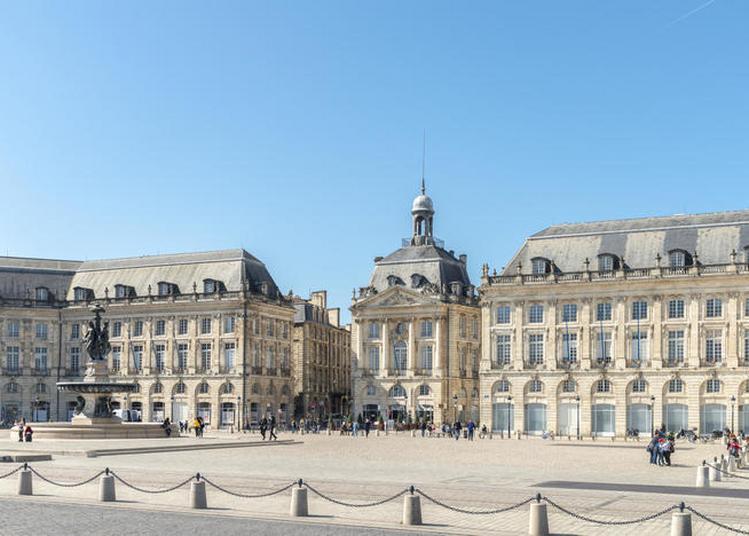 Visite Guidée : Bordeaux Patrimoine Mondial En Slam !