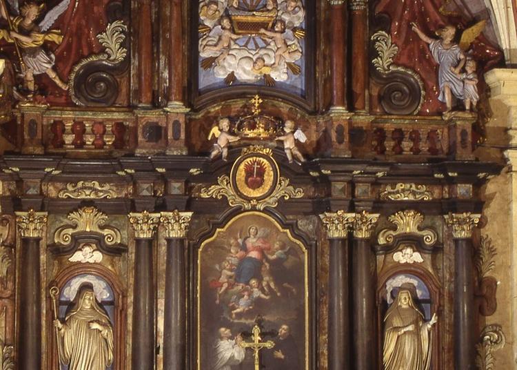 Visite Guidée Chapelle Du Collège Sainte-marie à La Roche sur Foron