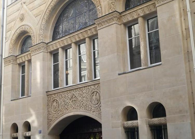 Visite Guidée Christuskirche - Église Protestante Allemande à Paris à Paris 9ème