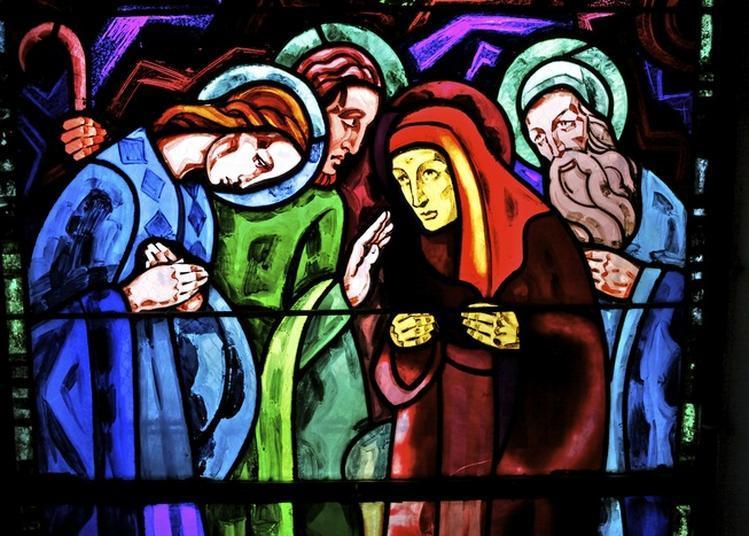 Visite Guidée D'église à Paris 13ème