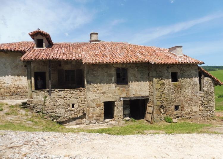 Visite Guidée D'un Chantier De Sauvegarde D'une Maison Patrimoine Rural à Senaillac Latronquiere