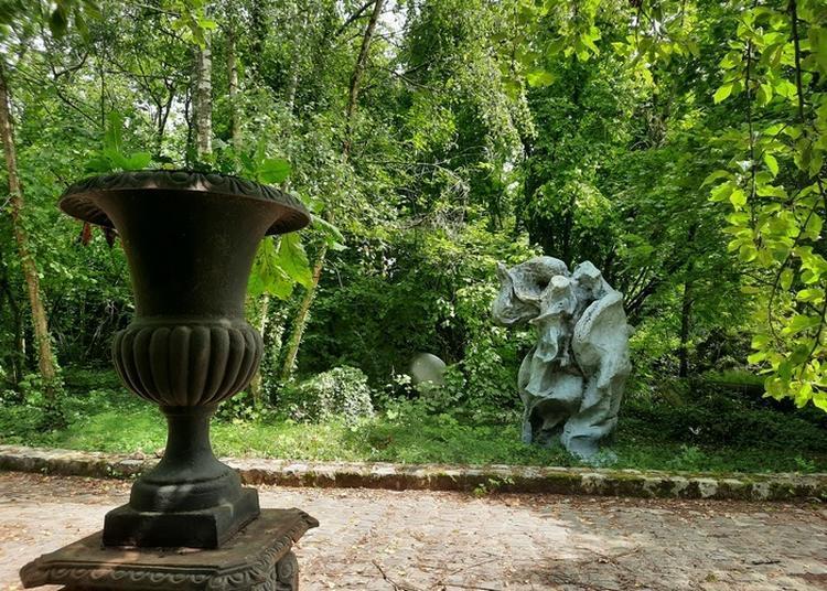 Visite Guidée D'un Parc De Sculptures Au Domaine Saint-lubin à Chevreuse