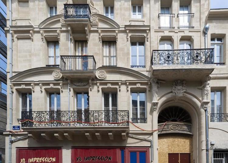 Visite Guidée D'un Petit Joyau Du Patrimoine Bordelais à Bordeaux